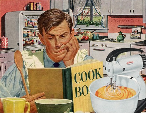 Кто готовит в вашей семье?