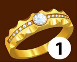 Какое кольцо привлекло ваш взгляд?
