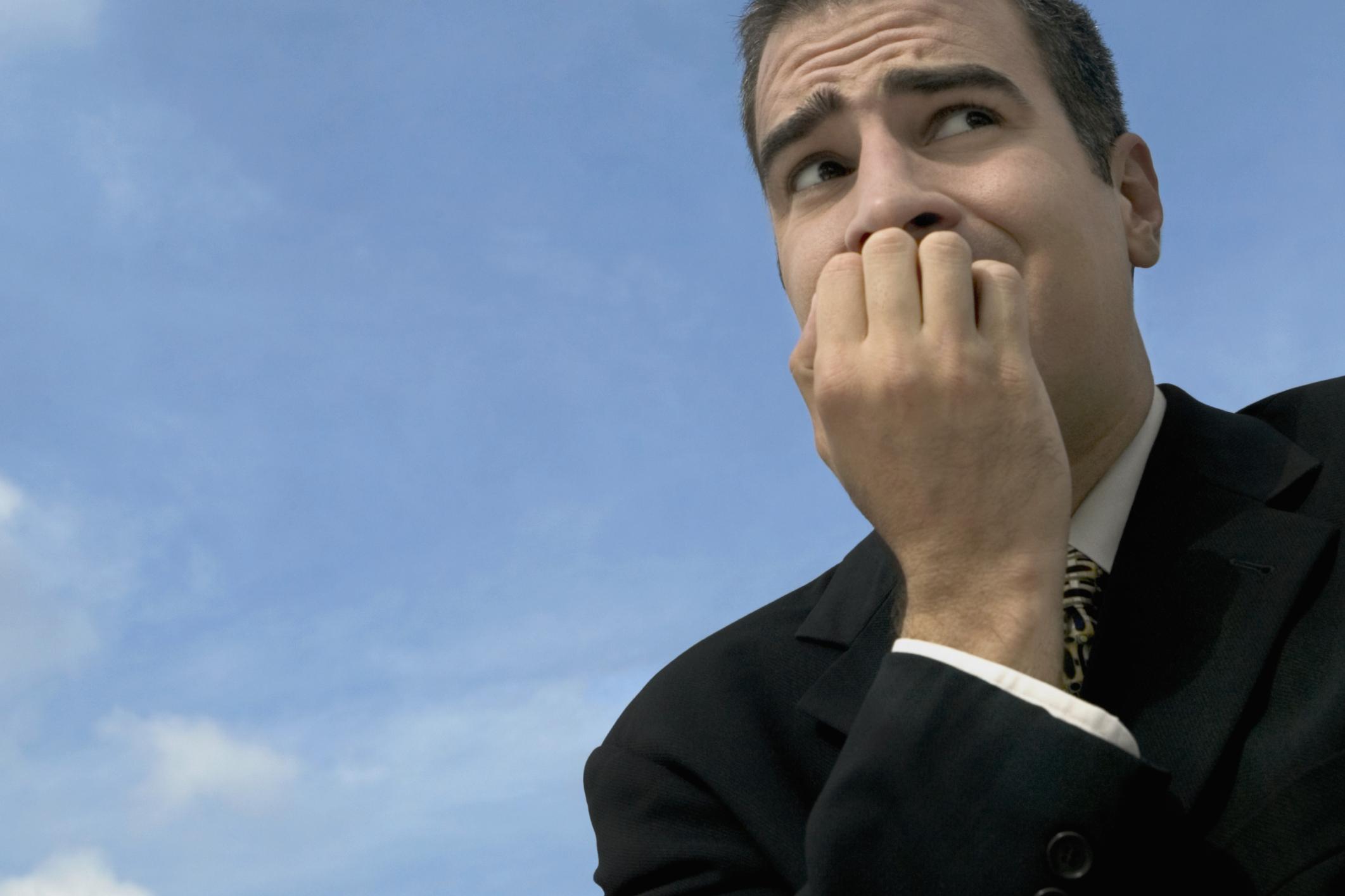 Тест: От каких мужчин тебе лучше держать подальше?