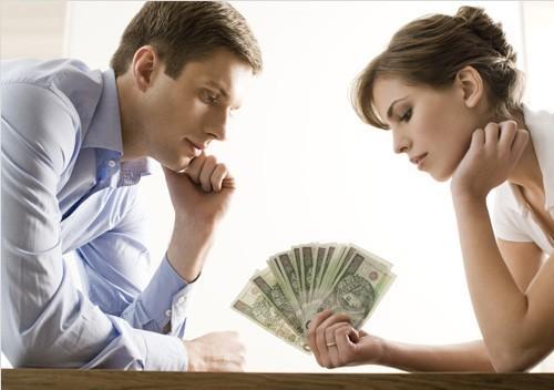 И снова вопрос о деньгах и семейном бюджете