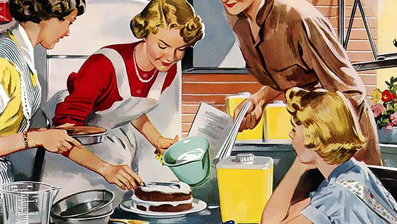 Никогда не стану домохозяйкой