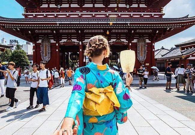 Мечтаю о Японии, как заразить этой мечтой мужа и сына?