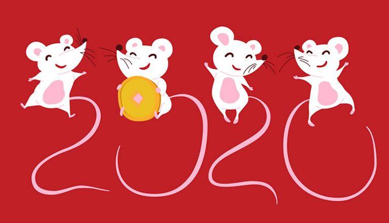 Какие предметы,цвета и цифры принесут удачу в год крысы
